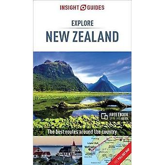 Insight Guides Explore New Zealand Travel Guide with Free e