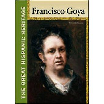 Francisco Goya par Tim McNeese - livre 9780791096642