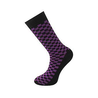 Ankle Socks Checkerboard