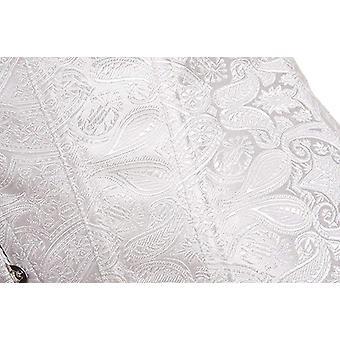 Alivila. Y mode Womens Vintage Lace uitgebeend Renaissance, wit, groot formaat