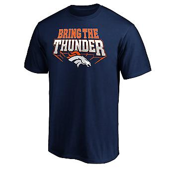 Fanatikere Nfl Denver Broncos Hjemby Collection T-skjorte