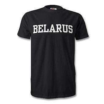 Valko-Venäjän Country t paita