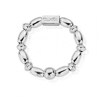 ChloBo Silber Mini Reis Ring
