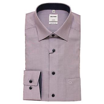 OLYMP Olymp Lilac Shirt 1068 54 94