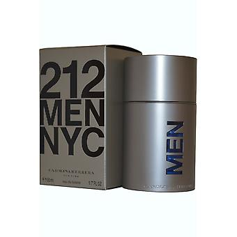 Carolina Herrera 212 mænd Eau de Toilette Spray 50ml