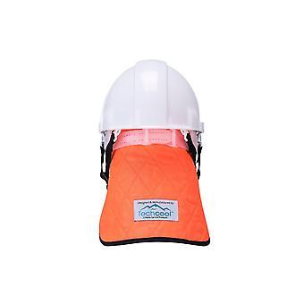 Coroa refrigerando de portwest com máscara CV03 da garganta