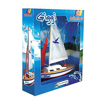 Gunther Giggi Sailing Boat Toy Seawater Resistant Ages 6 Years+