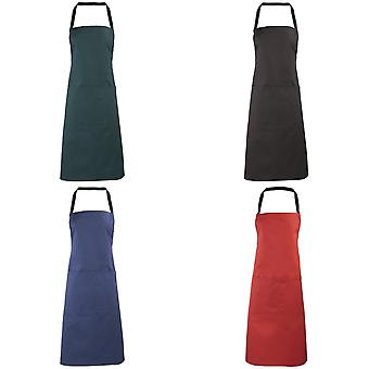 Premier Ladies/Womens Apron (with Pocket) / Workwear
