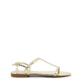 Laura Biagiotti Original Women Spring/Summer Sandals Yellow Color - 70147
