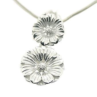 Nova Silver-Pendente in argento Sterling - con fantasia 45 -72 cm (18') 1 -2 mm - lunghezza della catenina di 46 cm - motivo: gattino