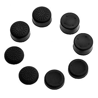 8x Silicone Hats for Nintendo Switch