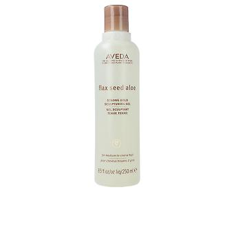 Aveda Flax Seed Aloe Strong Hold Sculpting Gel 250 Ml Unisex