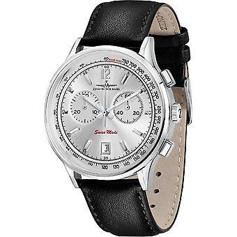 Zeno-Watch - Relógio de Pulso - Homens - Bigode luc 5181-5021Q-g2