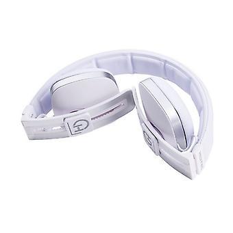 Headphones with Microphone Hiditec WHP01000/White