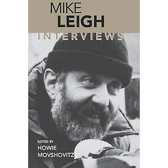 Mike Leigh Interviews by Movshovitz & Howie