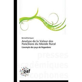 Analyse de la valeur des fonctions du monde rural by GARRIGUESB