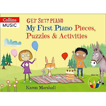 My First Piano Pieces Puzzles  Activities