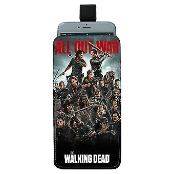 The Walking Dead Big Pull-up Mobile Bag