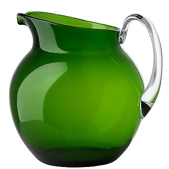 Mario Luca Giusti Palla Plastic Jug Green Colour