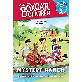 Mystery Ranch by Gertrude Chandler Warner - 9780807554357 Book