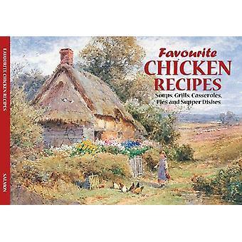 Salmon Favourite Chicken Recipes by Dorrigo - 9781906473747 Book