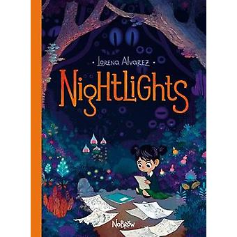 Nightlights by Lorena Alvarez - 9781910620571 Book