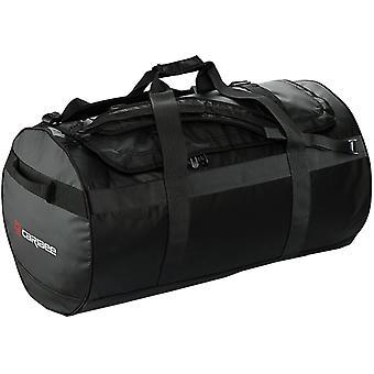 Caribee Kokoda 65L Duffle Bag - Black