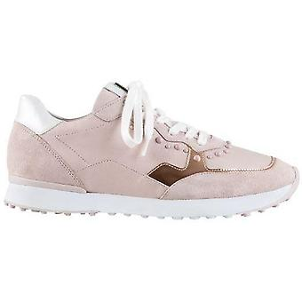 Hogl atletische rose trainers womens roze