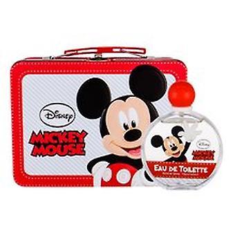 FRAGRANCES FOR CHILDREN - Mickey Mouse SET EDT 100 ml + tin box - 100ML