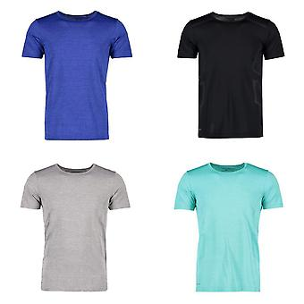 ID Mens Geyser Seamless Short Sleeved T-Shirt