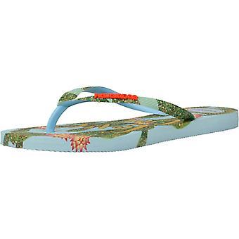 Sandálias Havaianas 4127448 Cor 0061 azul