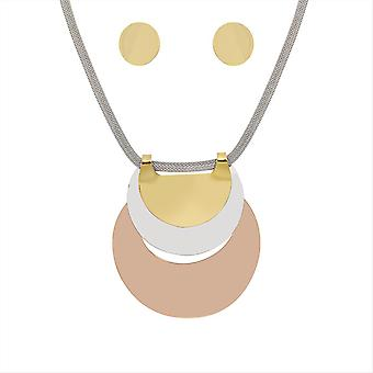 Edforce necklace and pendant 93-0831-S - Women's necklace and pendant