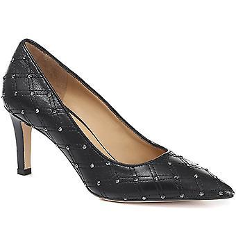 Jones Bootmaker Naisten koristeltu nahka tuomioistuin kengät