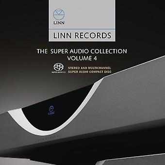 Hybrid Multichannel Super Audio CD - Linn Records: The Super Audio Collection, Vol. 4 [SACD] USA import