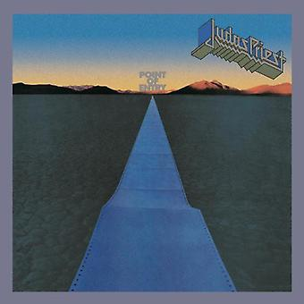Judas Priest - Point of Entry [CD] USA import