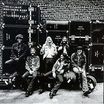 Allman Brothers Band - Live at Fillmore East [CD] USA import