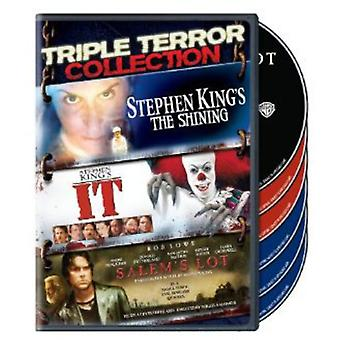 Importare triple terrore Collection [DVD] Stati Uniti d'America