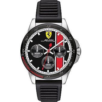 SCUDERIA FERRARI - Reloj de pulsera - Hombres - 0830661 - PILOTA