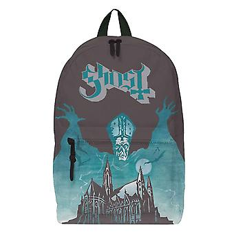 Ghost Backpack Bag Opus Eponymous Band Logo new Official Rocksax Grey