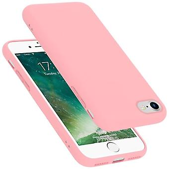 Case for iPhone 7/7S/8/SE 2020 Flexible TPU Silicone Phone Case - Cover - Back Cover Bumper