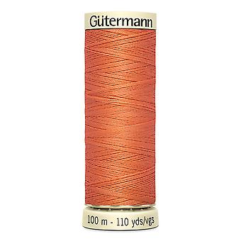 Gutermann Sew-all 100% Polyester Thread 100m Hand and Machine Colour Code  - 895