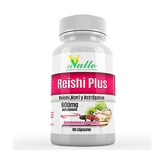 Reishi Plus 60 capsules