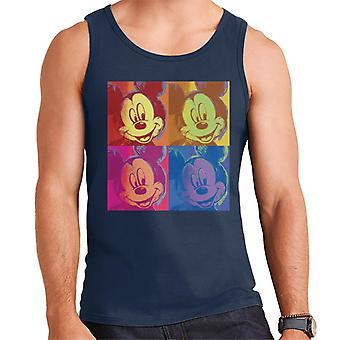 Disney Mikke Mus Diptych menn ' s vest