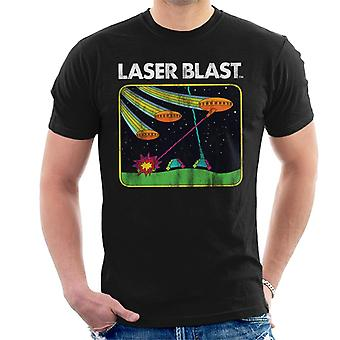 Activision Distressed Laser Blast Men's T-Shirt