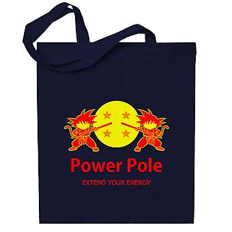 Breid je energy dragon ball z totebag uit