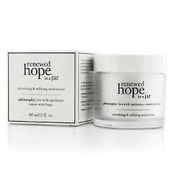 Philosophy Renewed Hope Face Treatment Day Antiaging Moisturizer 15ml