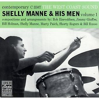 Shelly Manne - Shelly Manne: Vol. 1-West Coast Sound [CD] USA import