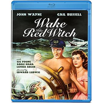 Wake of the Red Witch (1949) [BLU-RAY] USA import