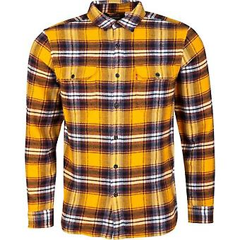 Levi's Red Tab Jackson Worker Check Shirt