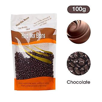 Hard Wax Pellet Waxing Bikini Face Hair Removal Bean For Women Men
